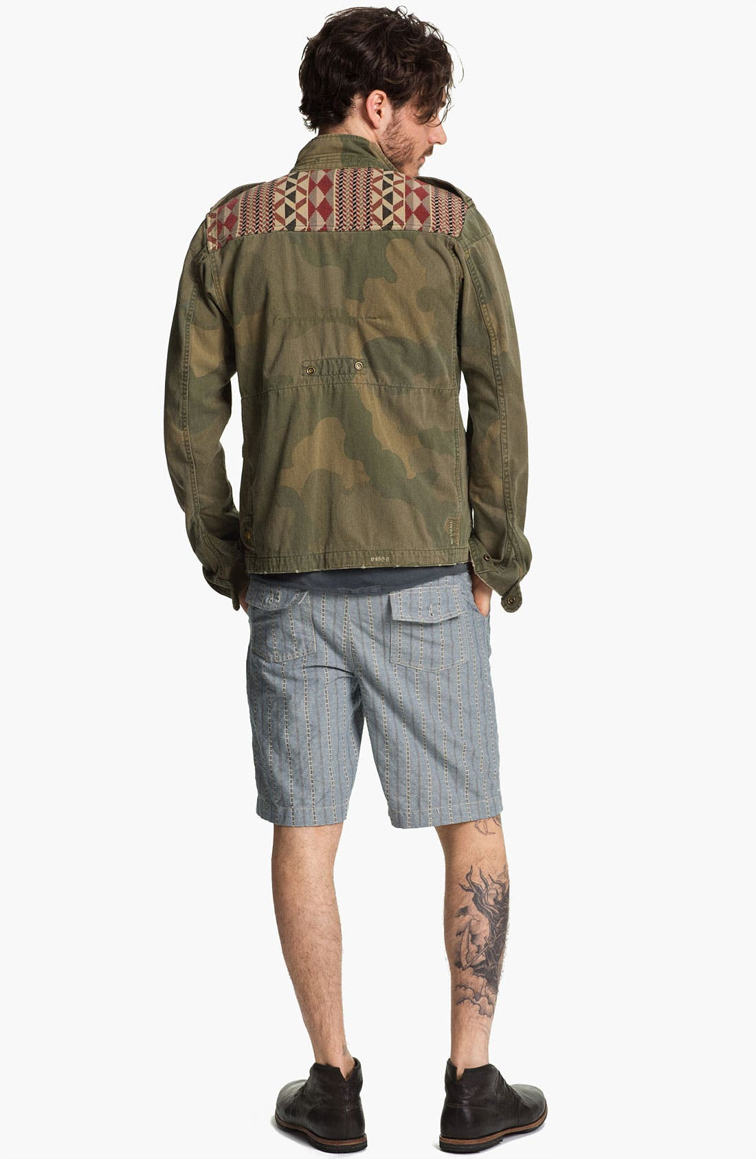 Alternate Image 5  - Scotch & Soda Camo Print Field Jacket
