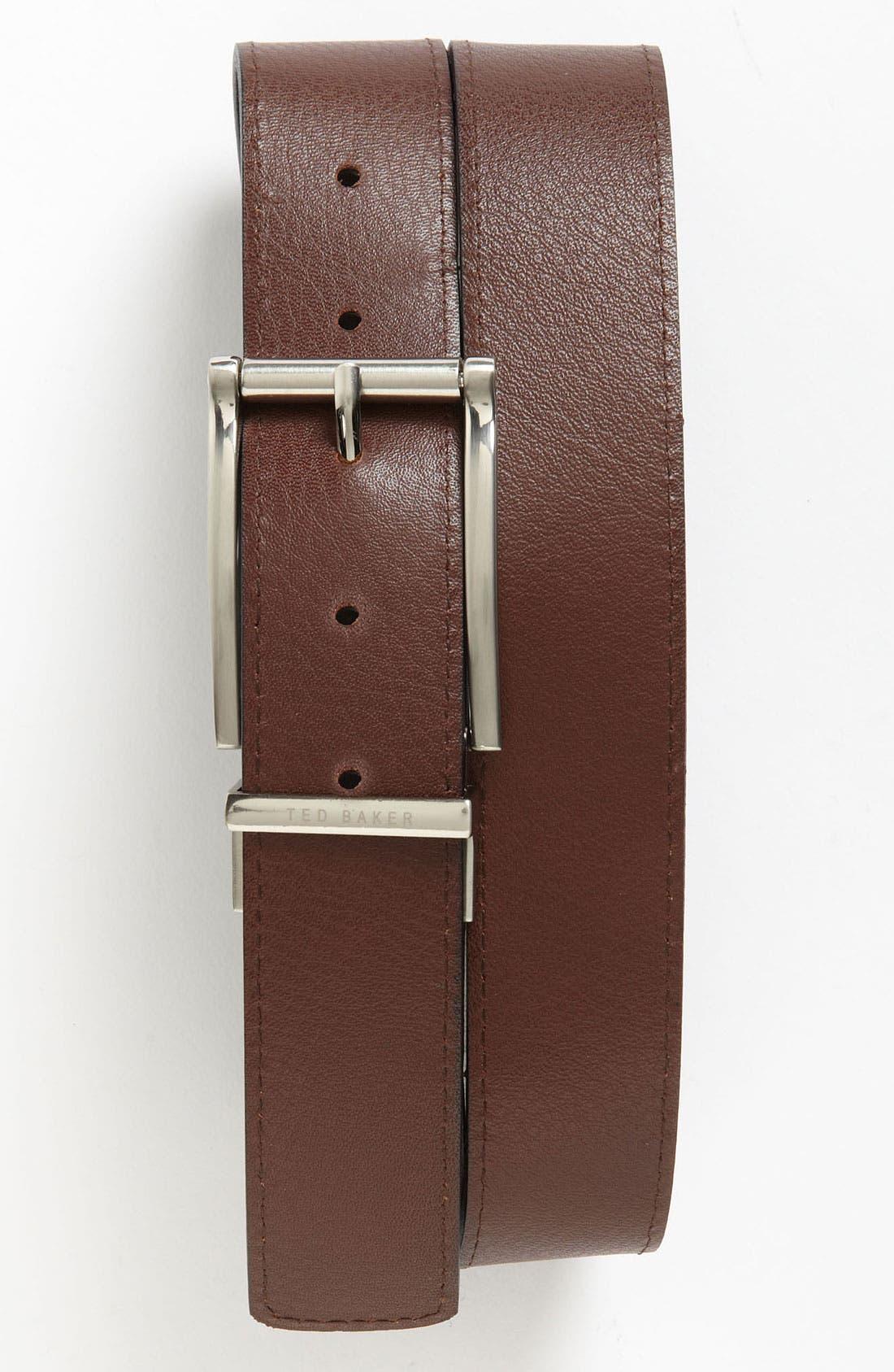 Alternate Image 2  - Ted Baker London Reversible Belt