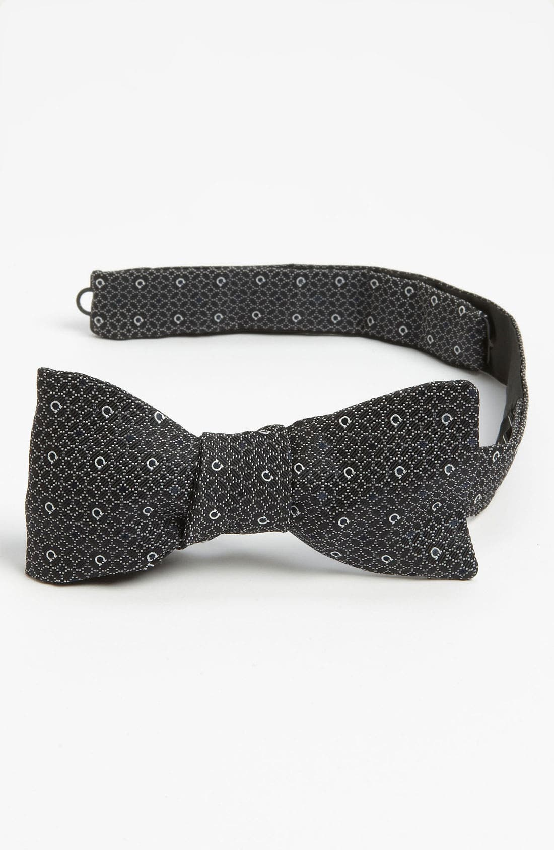 Main Image - Salvatore Ferragamo Silk Bow Tie