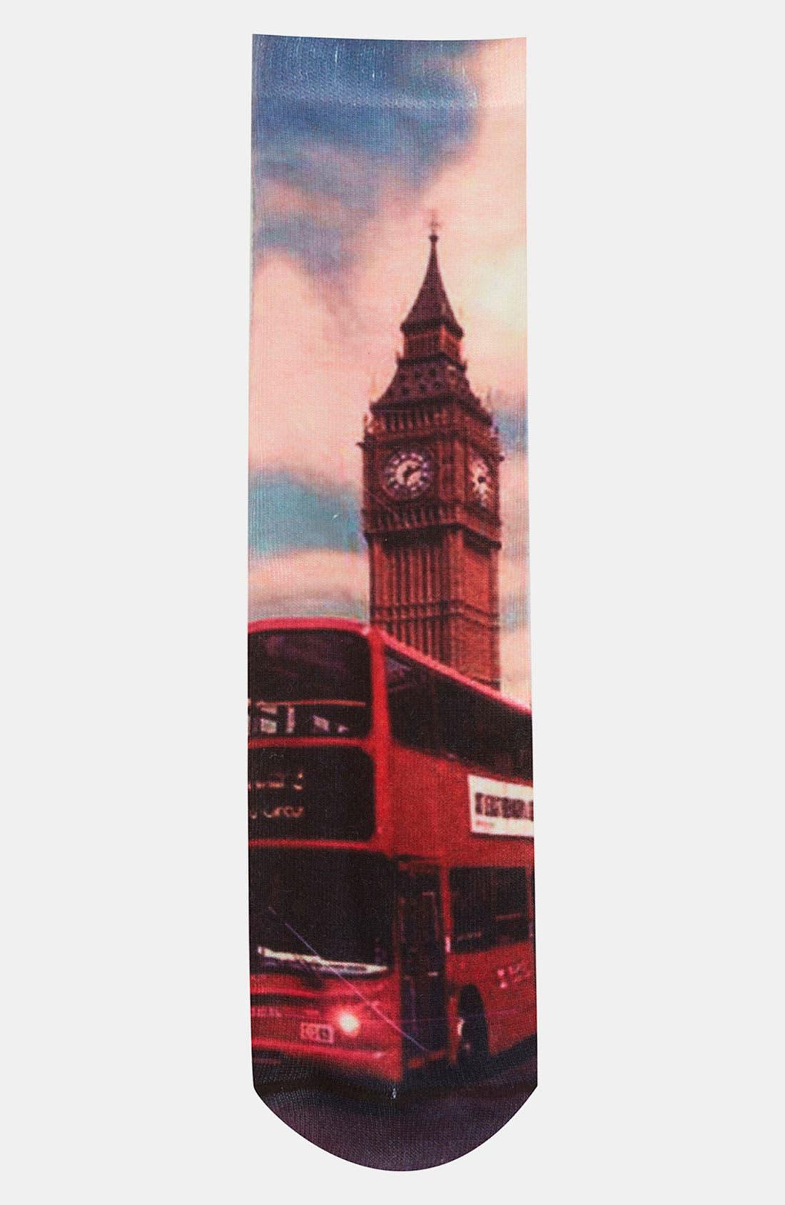 Alternate Image 3  - Topshop 'London Scape' Socks