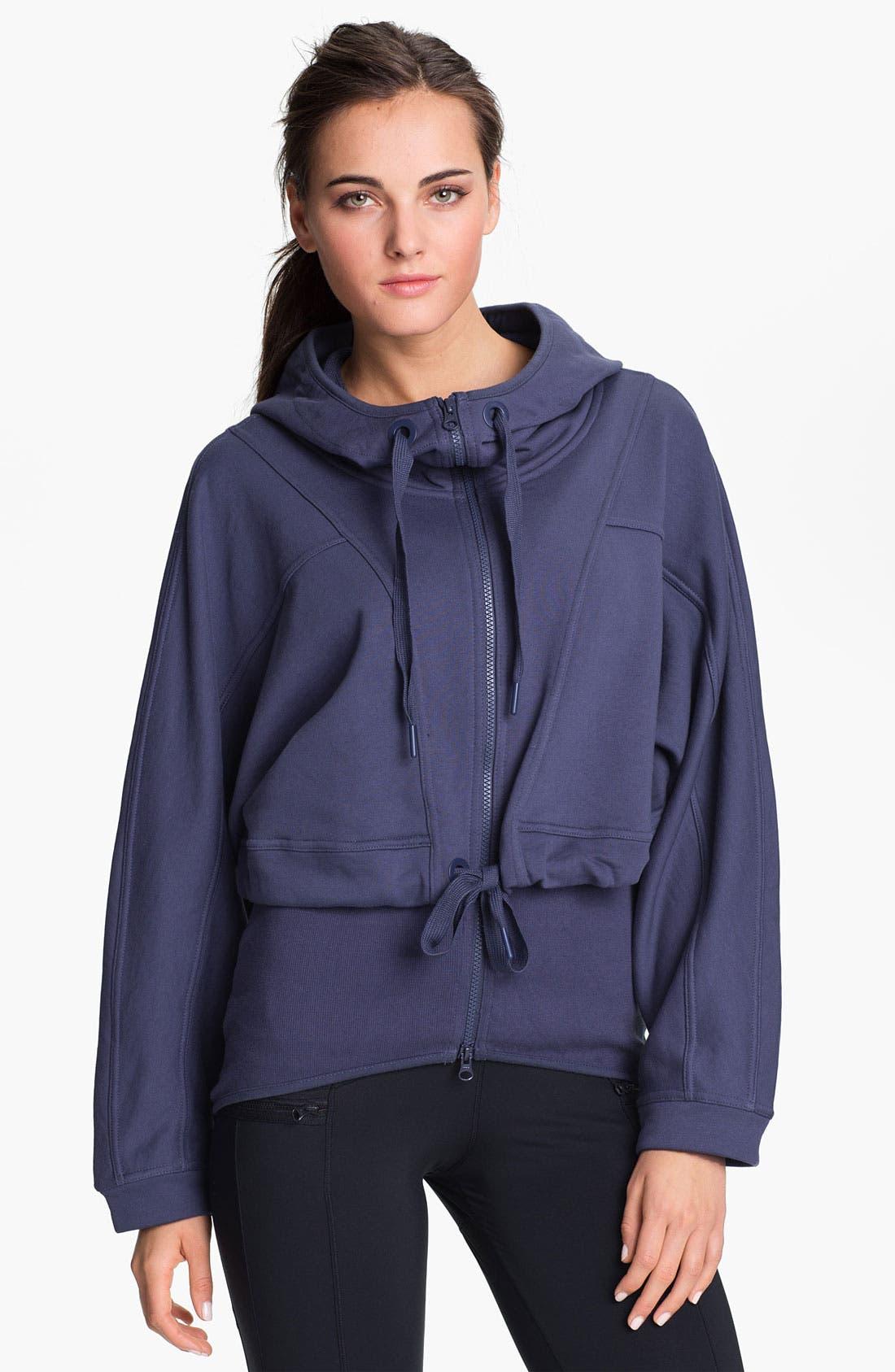 Alternate Image 1 Selected - adidas by Stella McCartney 'Studio' Hoodie