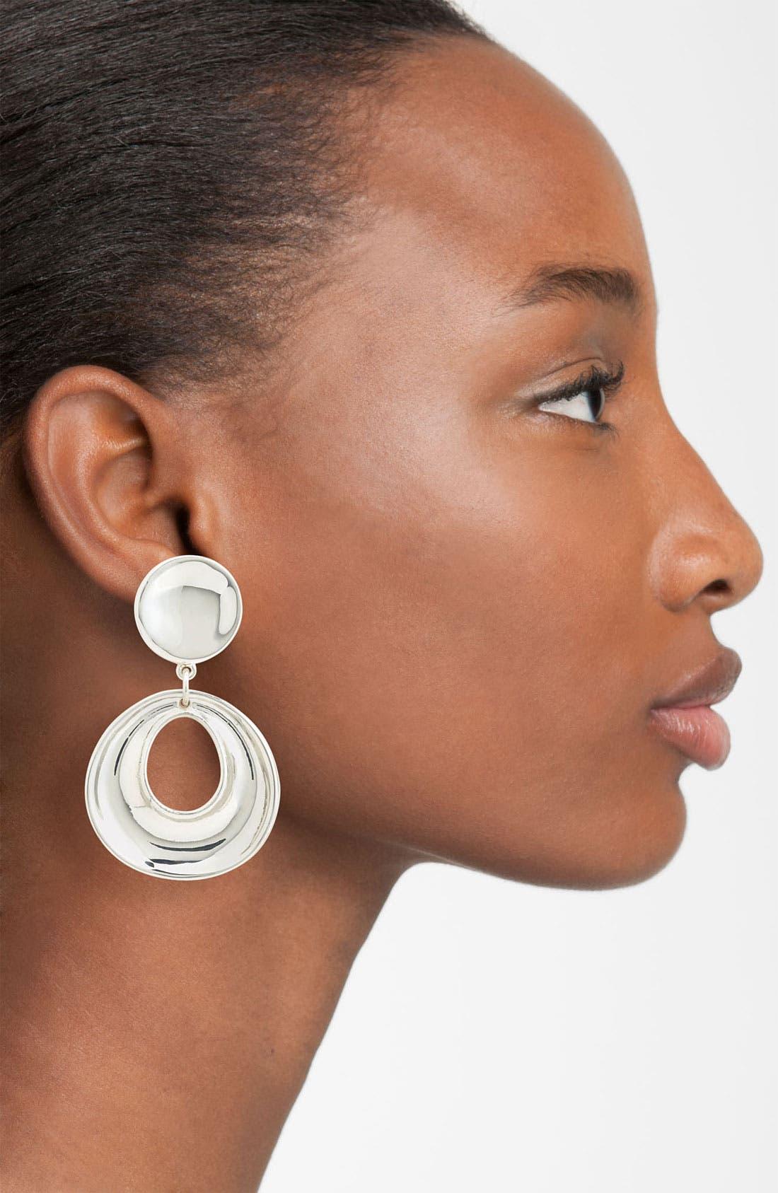 Alternate Image 2  - Simon Sebbag Open Drop Earrings