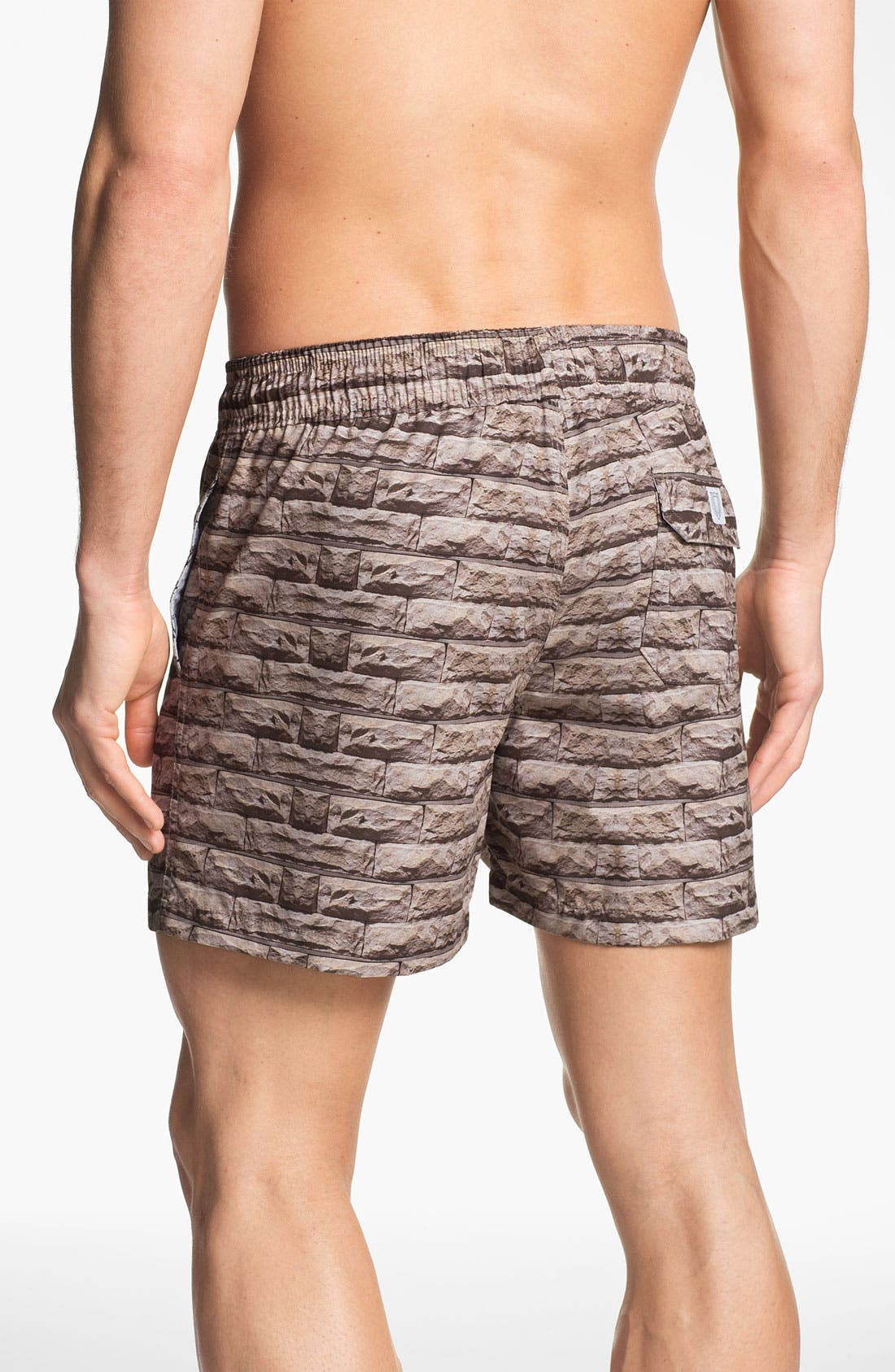Alternate Image 2  - Venroy Sydney Swim Trunks
