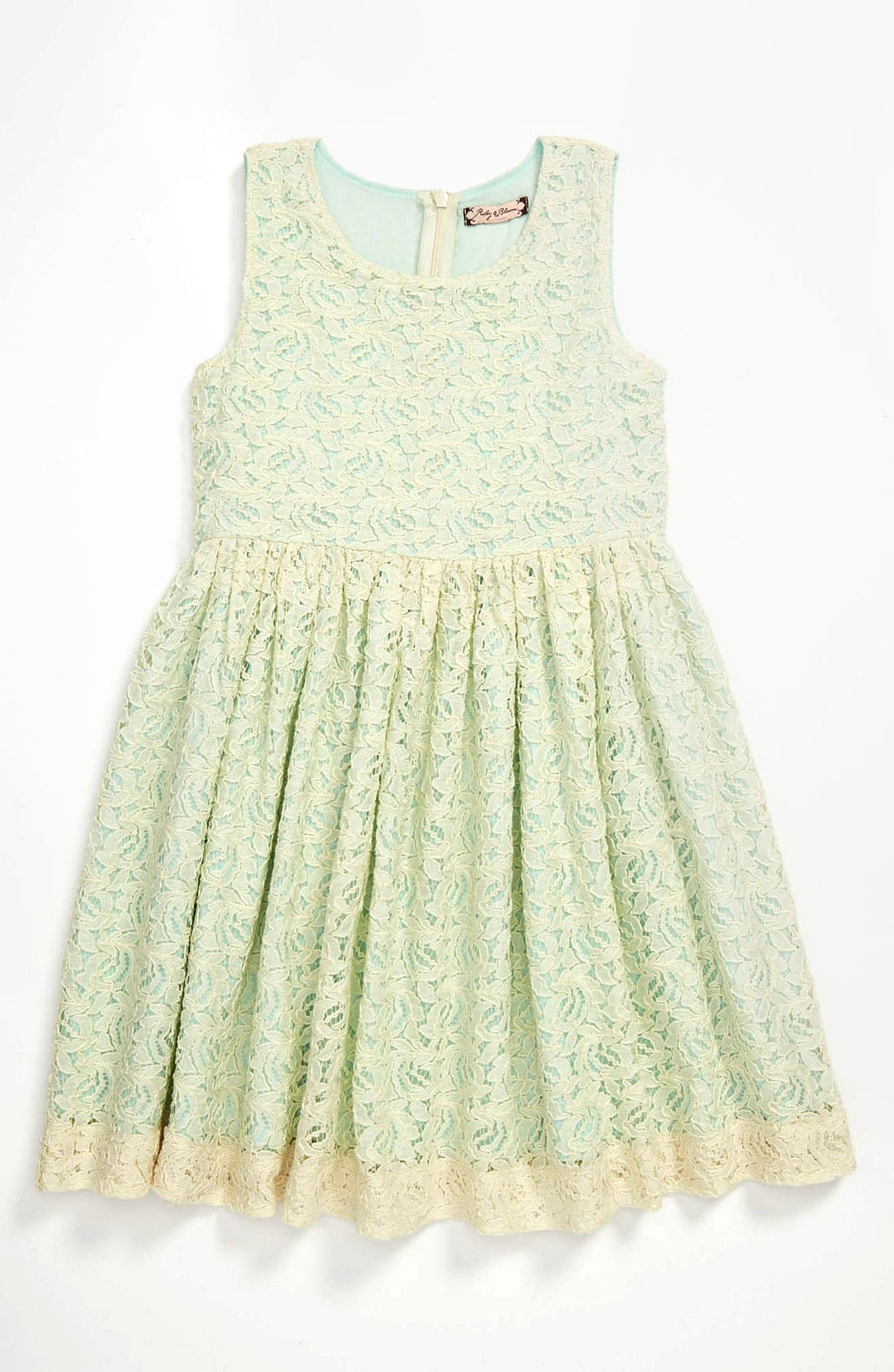 Alternate Image 1 Selected - Ruby & Bloom 'Valerie' Dress (Little Girls)