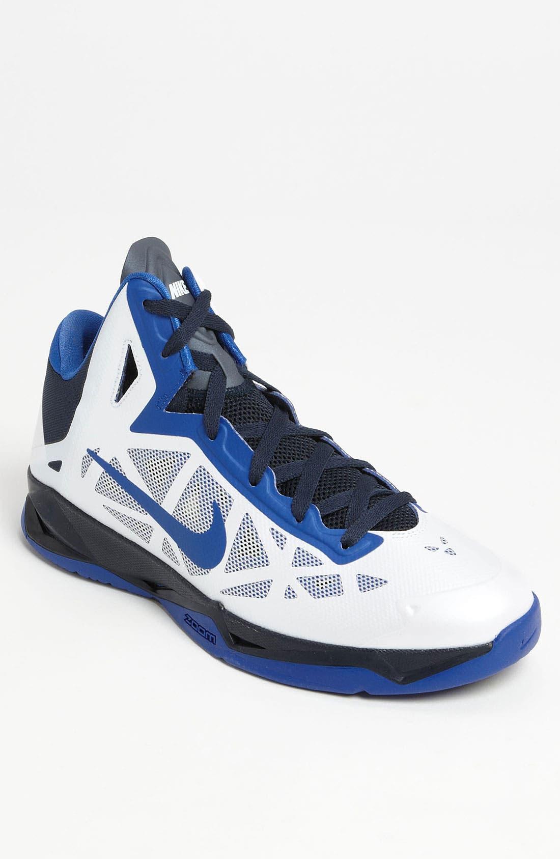 Alternate Image 1 Selected - Nike 'Zoom HyperChaos' Basketball Shoe (Men)