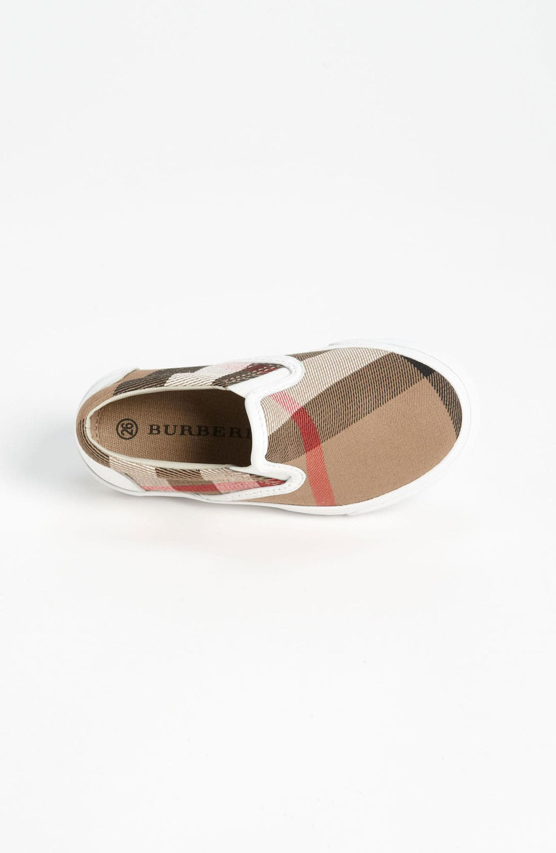 Alternate Image 3  - Burberry Linus Slip-On (Walker, Toddler & Little Kid)