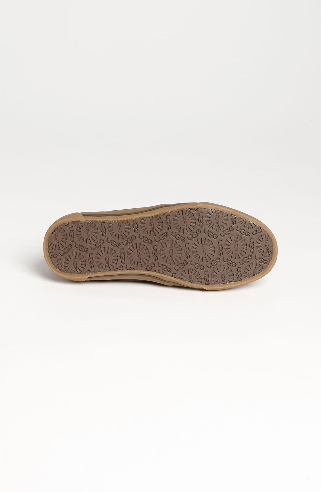 Alternate Image 4  - UGG® Australia 'Brockman' Sneaker (Toddler, Little Kid & Big Kid)