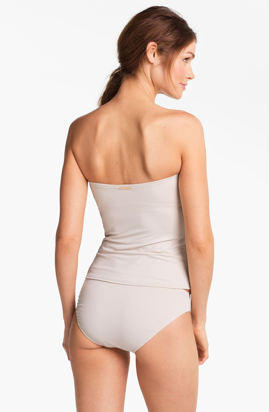 Alternate Image 4  - MICHAEL Michael Kors Ruffle Tankini Top
