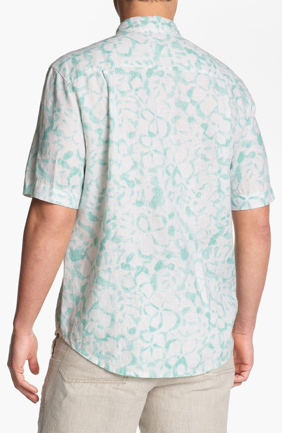Alternate Image 2  - Tommy Bahama 'Santa Barbara Breezer' Short Sleeve Sport Shirt