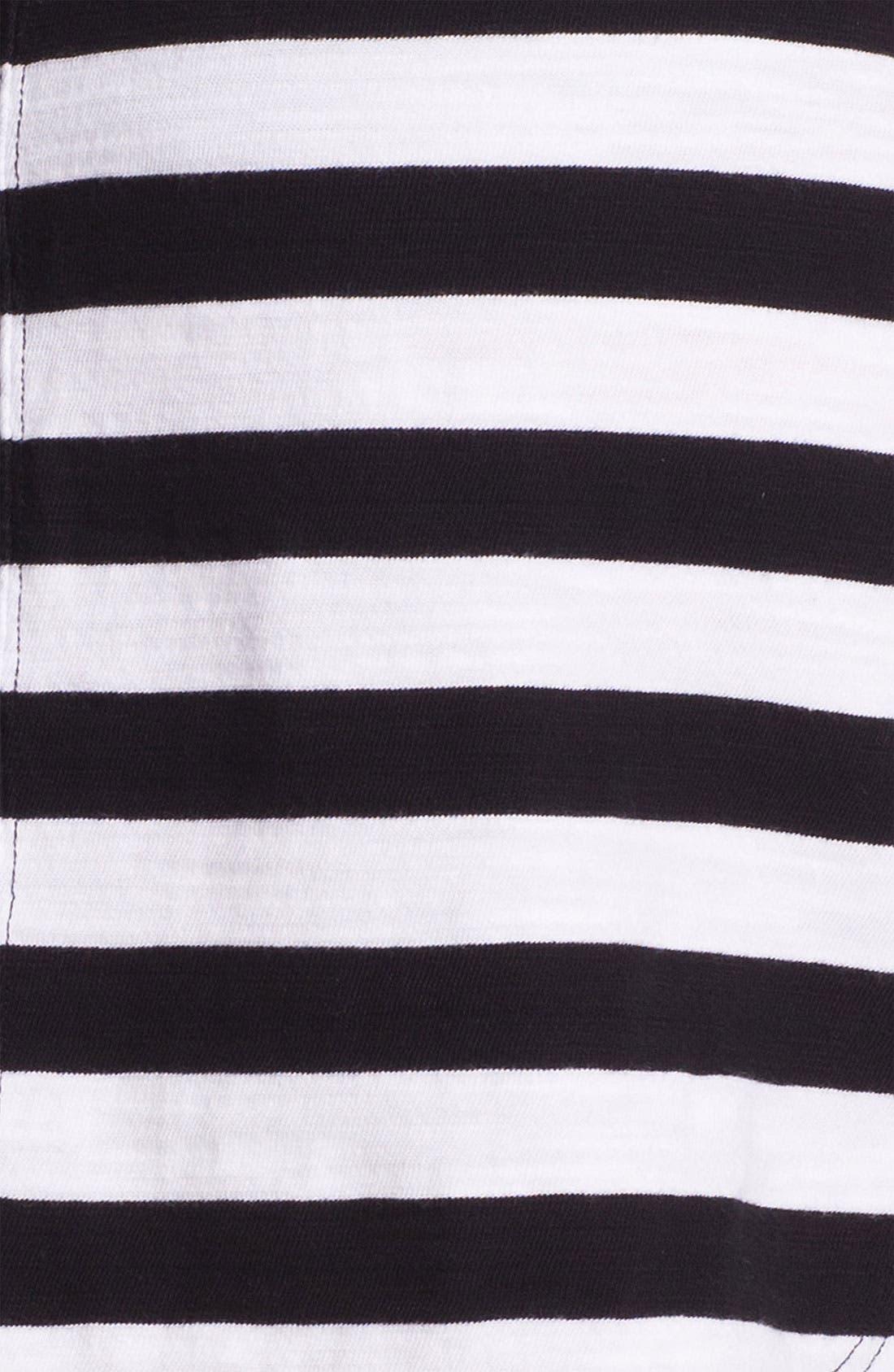 Alternate Image 3  - Caslon Drawstring Skirt