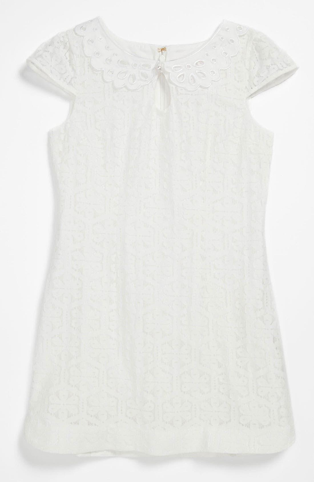 Alternate Image 1 Selected - Lilly Pulitzer® 'Mini Nicci' Dress (Little Girls & Big Girls)
