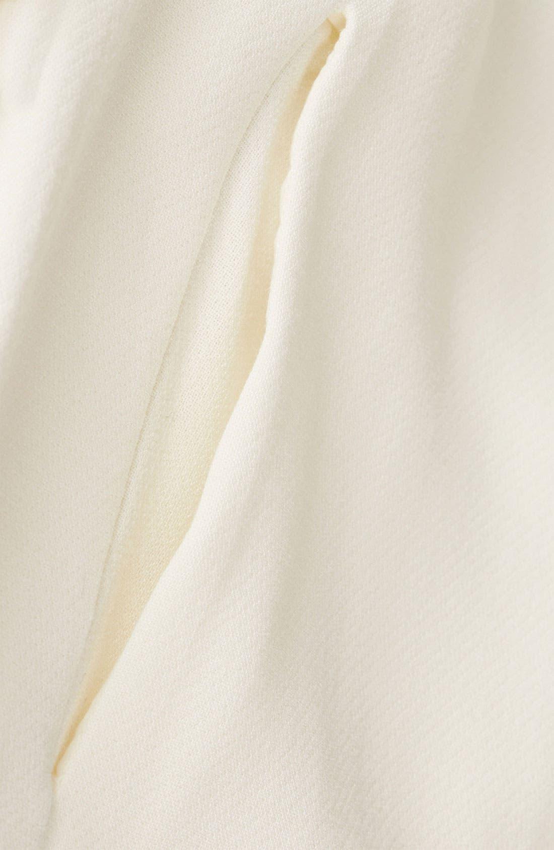 Alternate Image 4  - Topshop Unique Long Line Tux Jacket