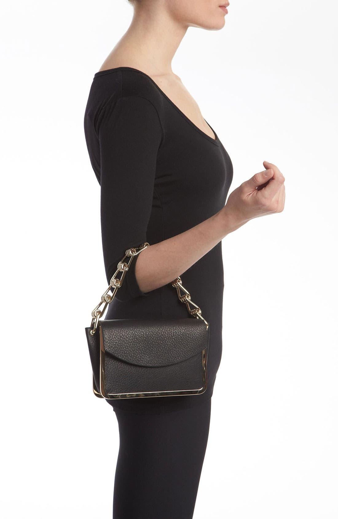 Alternate Image 2  - Reed Krakoff 'Anarchy' Leather Shoulder Bag