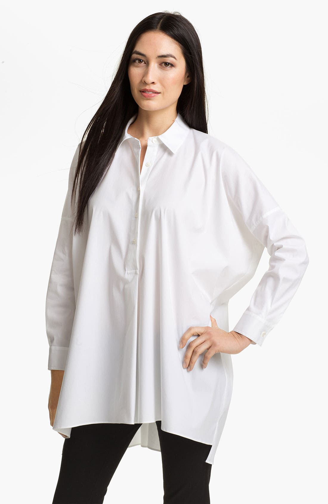 Main Image - Lafayette 148 New York 'Nylah' Blouse (Online Exclusive)