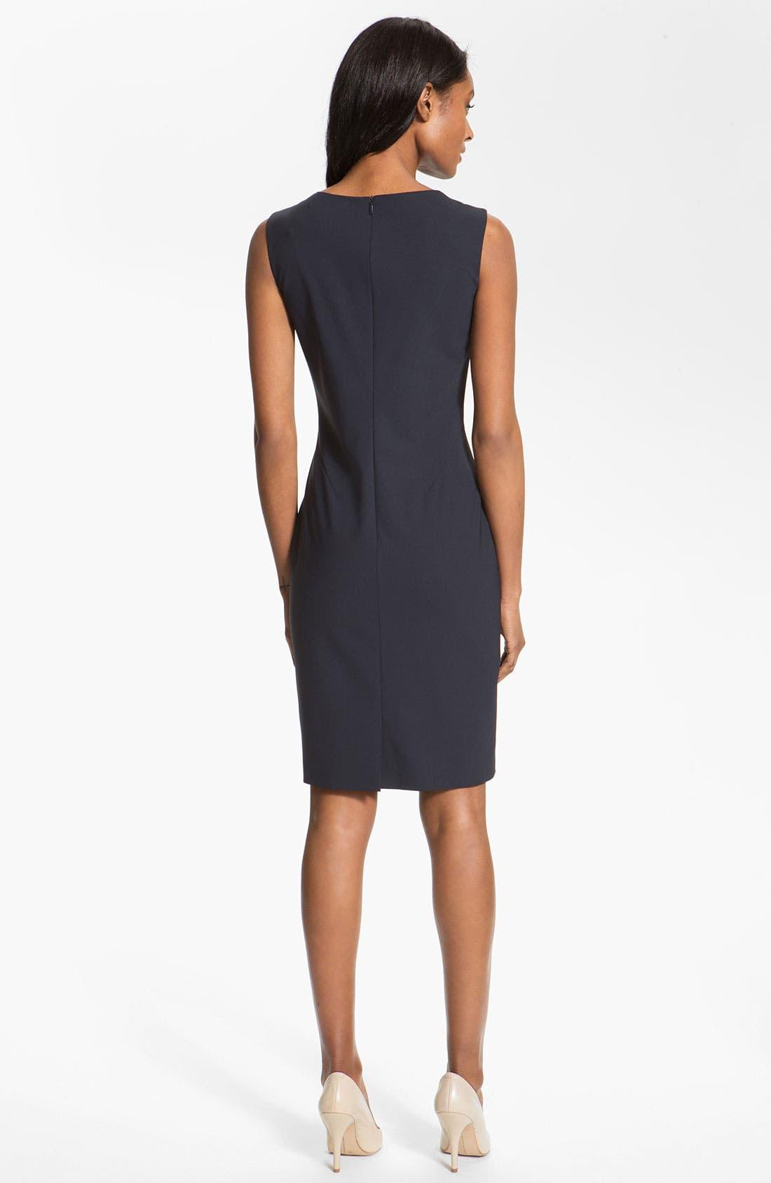 Alternate Image 2  - BOSS HUGO BOSS 'Dallasa' Dress
