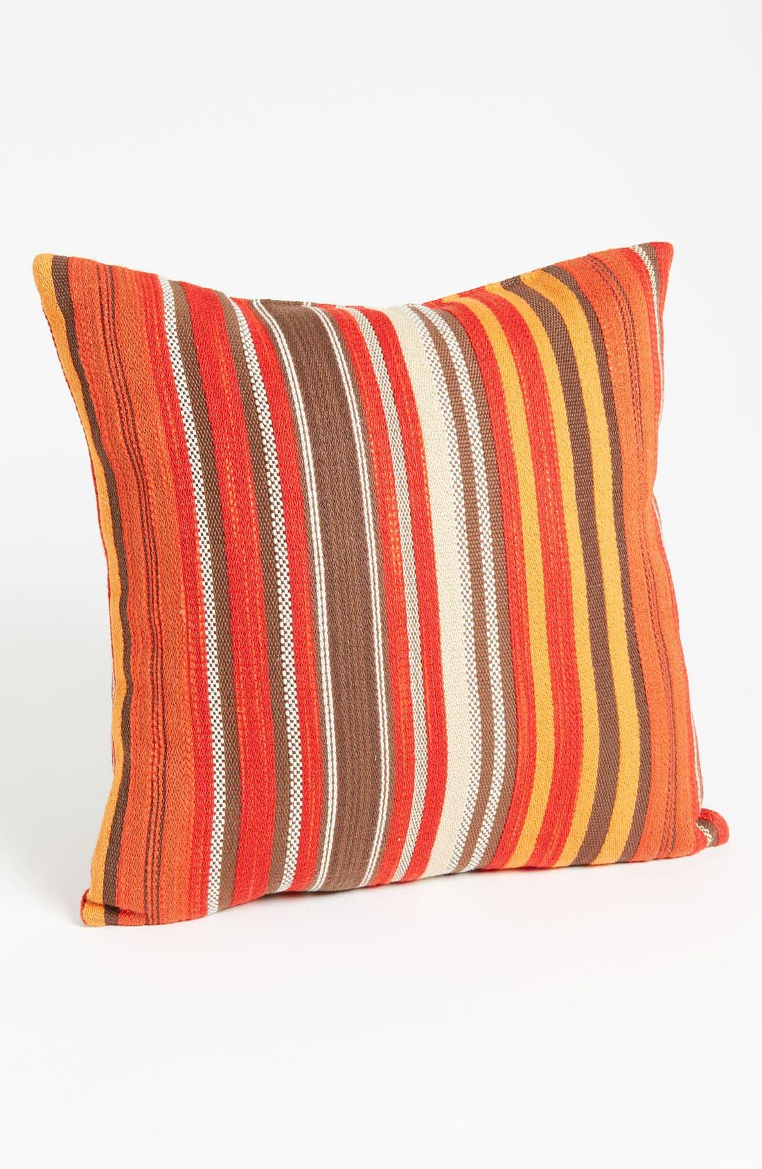 Alternate Image 1 Selected - Brentwood Originals 'Mackinaw' Stripe Pillow