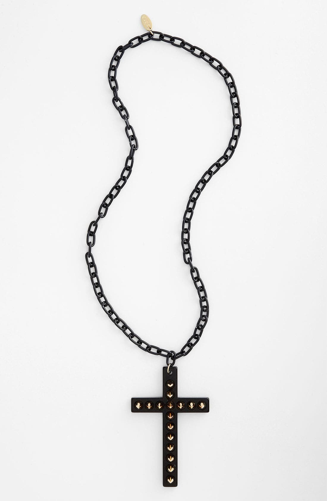 Alternate Image 1 Selected - Cara Cross Pendant Necklace