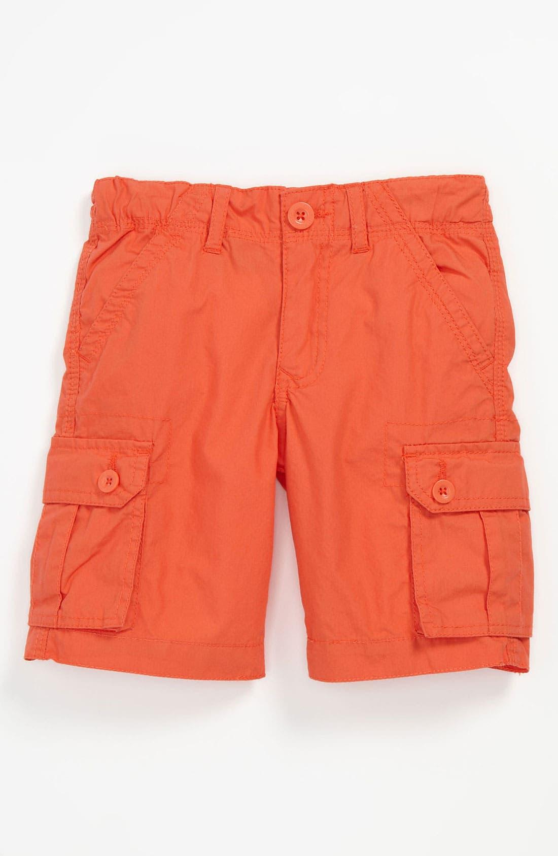 Main Image - Pumpkin Patch Cargo Shorts (Baby)