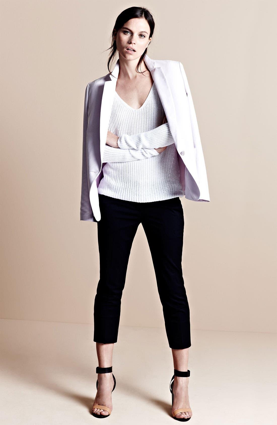 Alternate Image 4  - Theory 'Dafna' Sweater