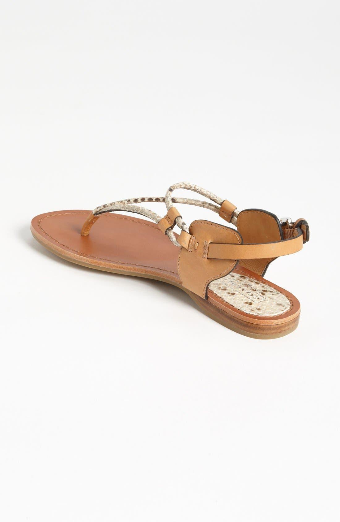 Alternate Image 2  - COACH 'Coco' Sandal