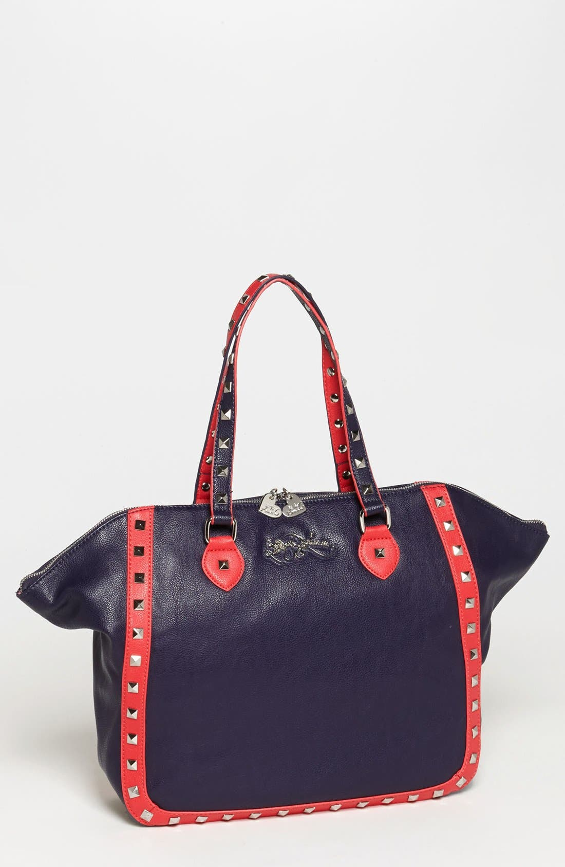 Alternate Image 1 Selected - Betsey Johnson 'Spring Studdin' Tote