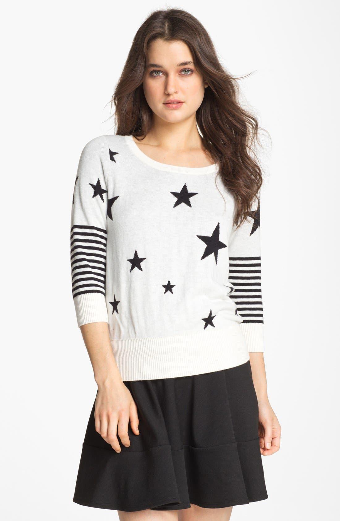 Alternate Image 1 Selected - Remain Star & Stripe Sweater