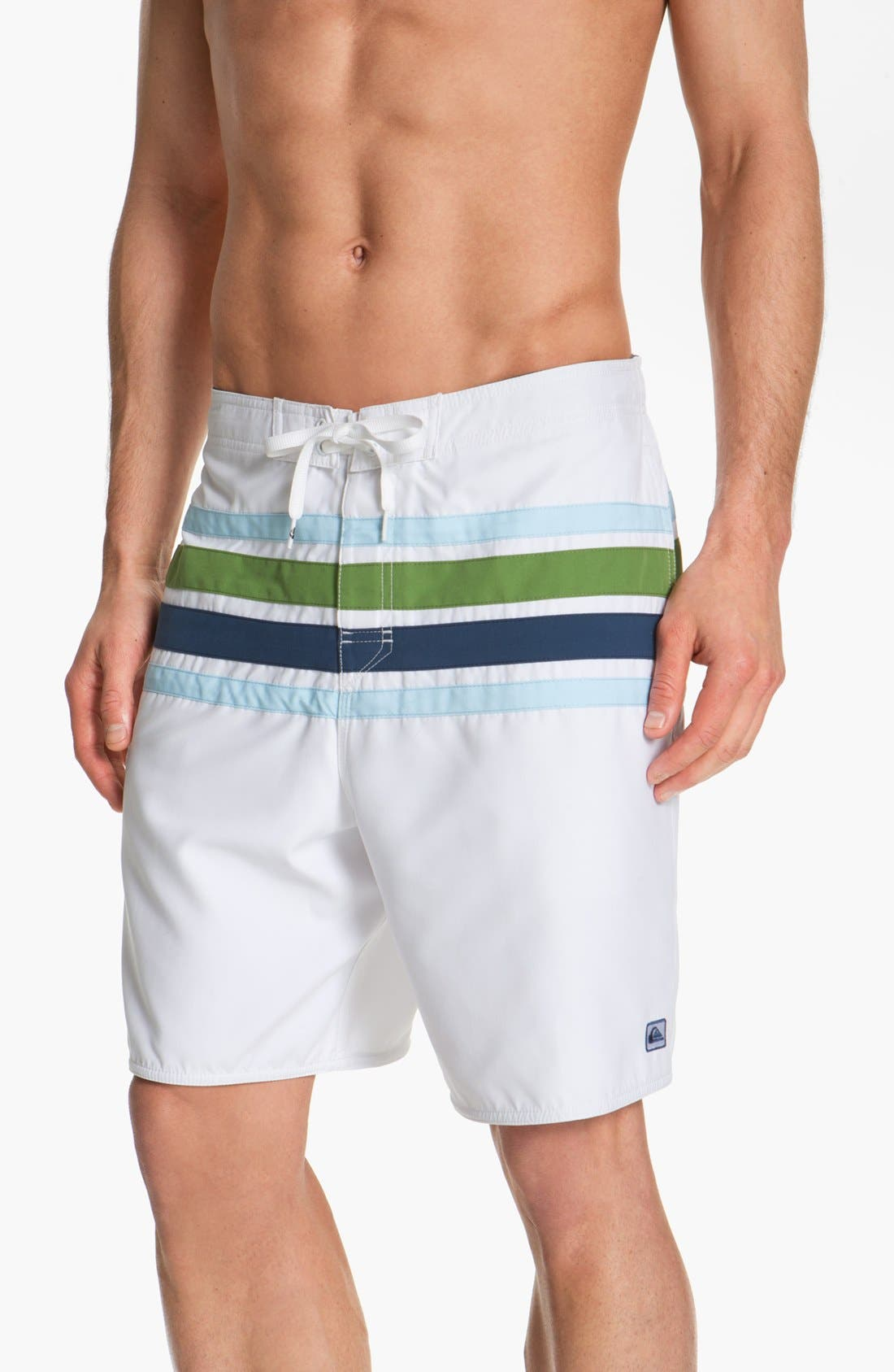 Alternate Image 1 Selected - Quiksilver Waterman Collection 'Easy Sailing' Board Shorts