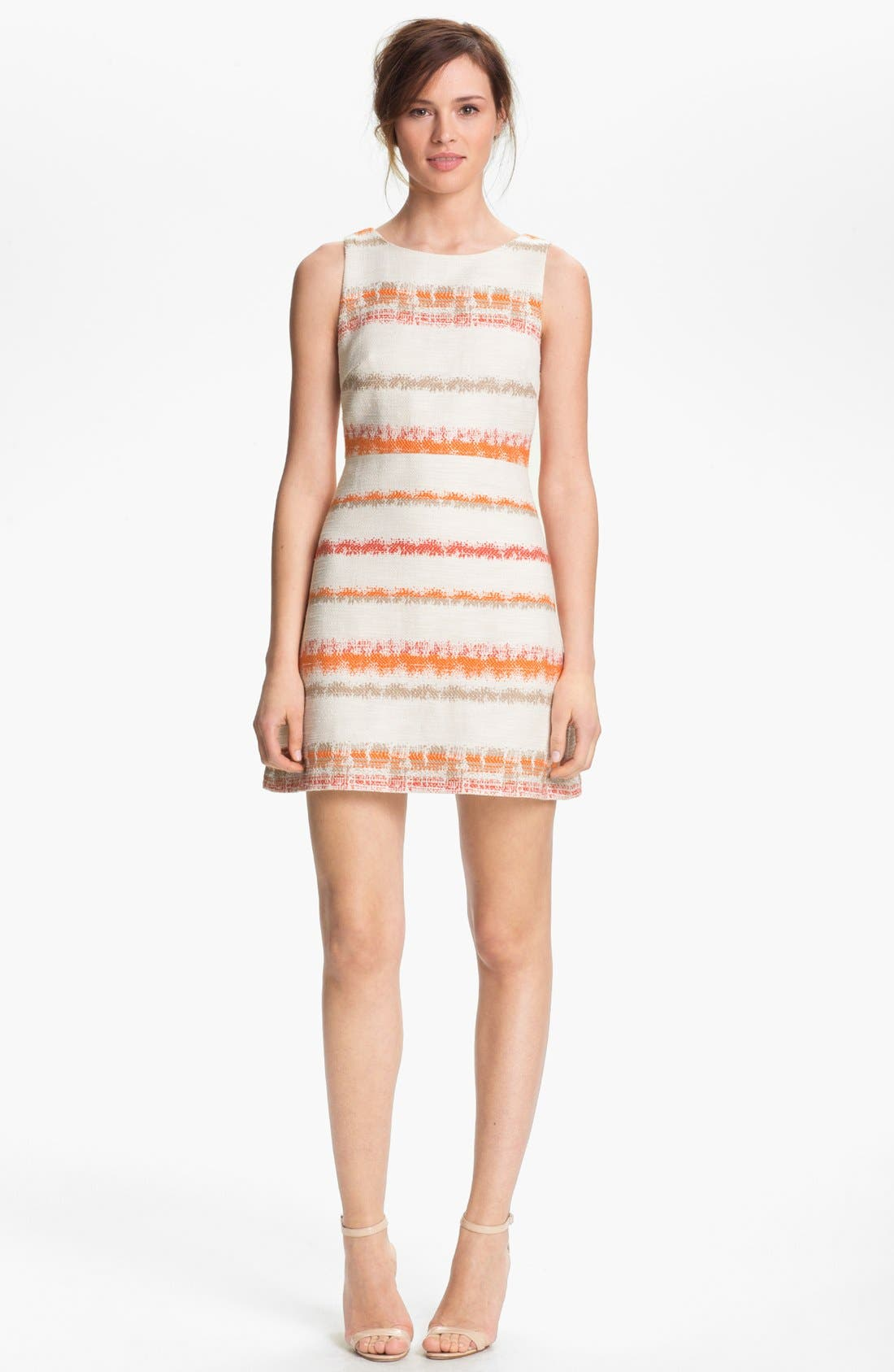 Main Image - Alice + Olivia 'Everleigh' A-Line Dress