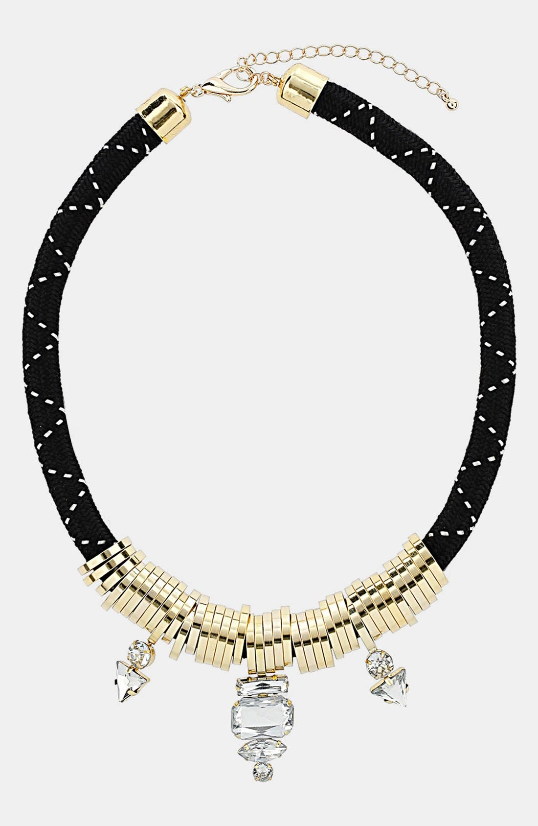 Alternate Image 1 Selected - Topshop Collar Necklace