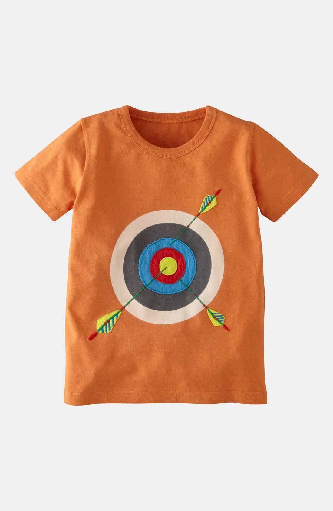 Alternate Image 1 Selected - Mini Boden 'Summer Sports' T-Shirt (Toddler, Little Boys & Big Boys)