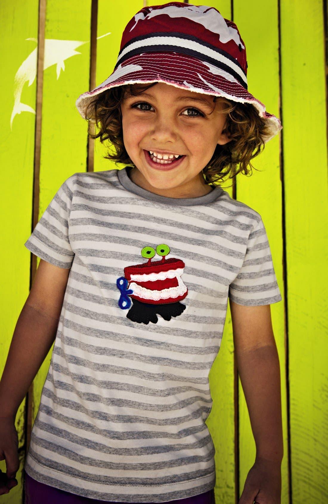 Alternate Image 2  - Mini Boden 'Joke' T-Shirt (Toddler, Little Boys & Big Boys)