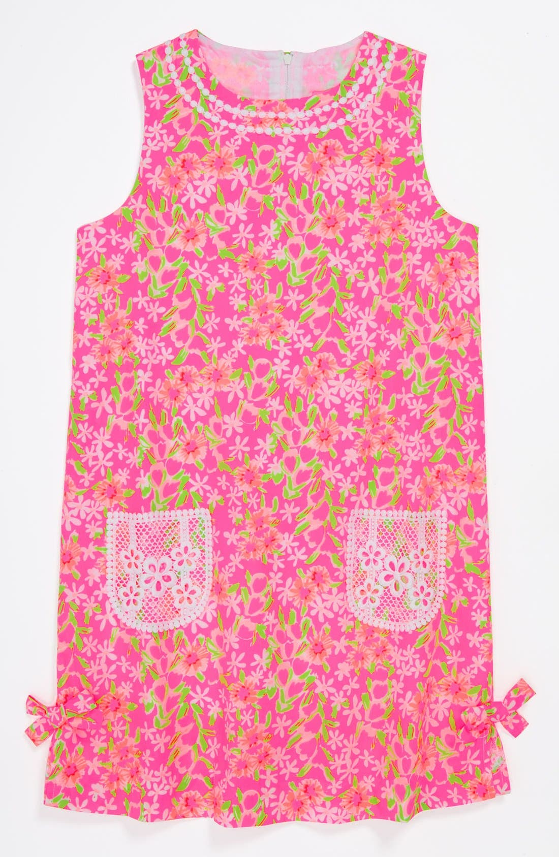 Alternate Image 1 Selected - Lilly Pulitzer® Shift Dress (Little Girls & Big Girls)