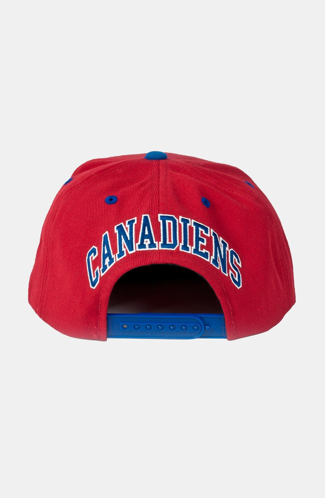 Alternate Image 2  - American Needle 'Montreal Canadiens - Blockhead' Snapback Hockey Cap