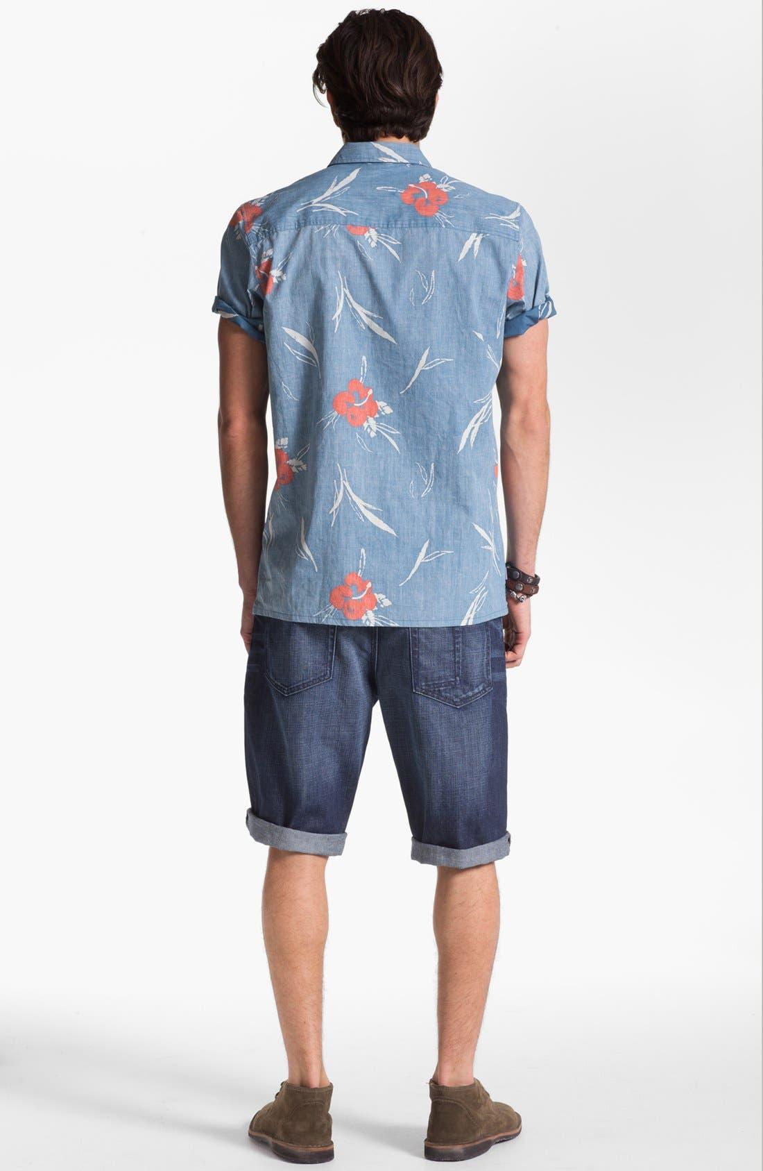 Alternate Image 5  - Jack O'Neill 'Sea Salt' Short Sleeve Sport Shirt
