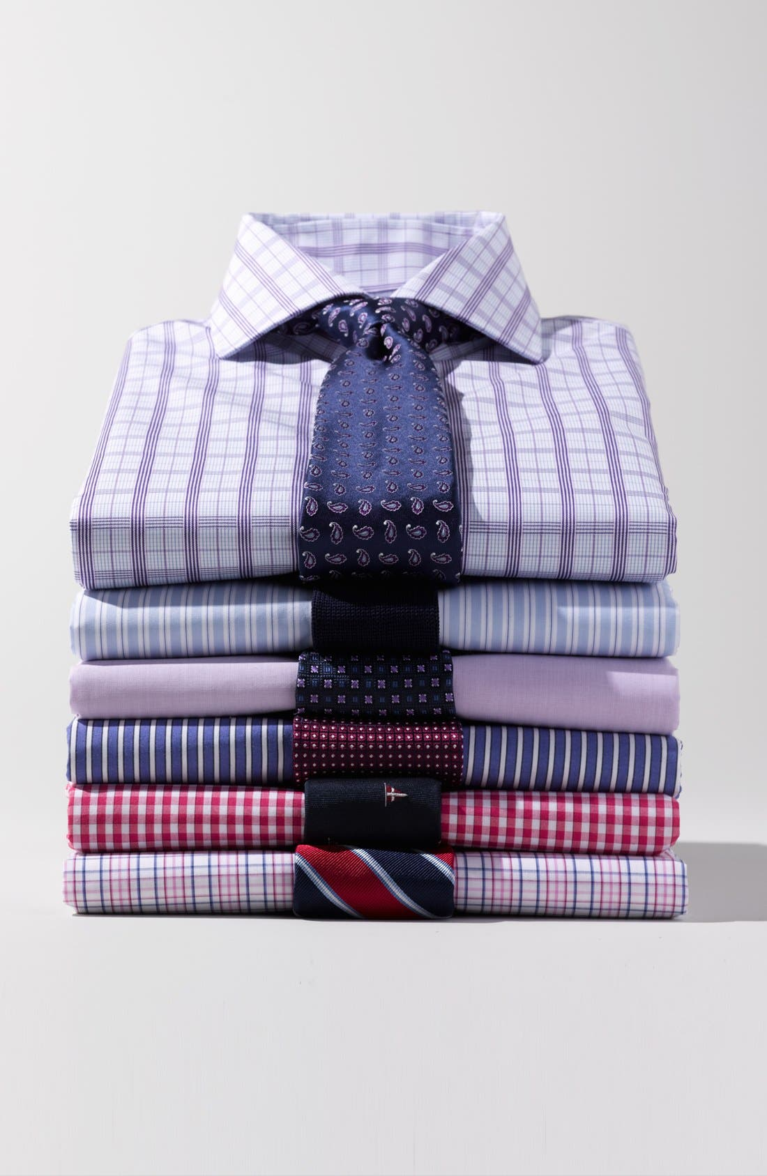Alternate Image 3  - BOSS Black Knit Tie