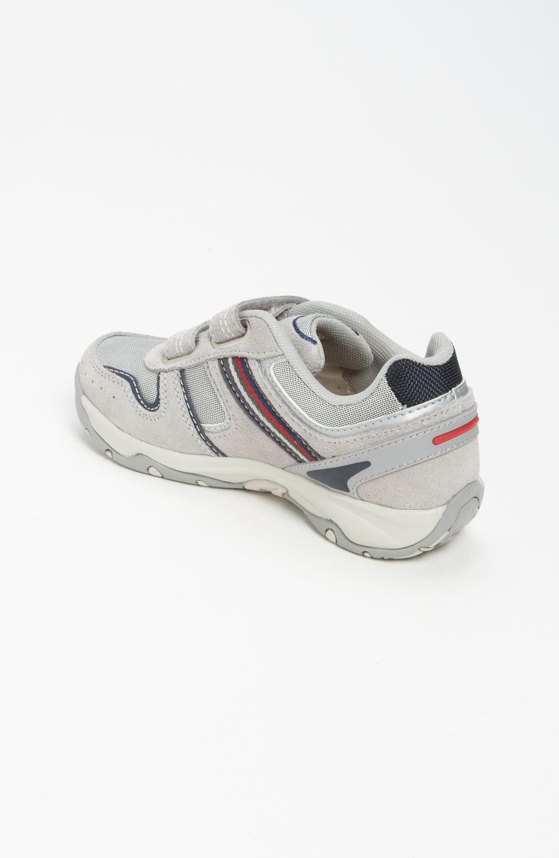 Alternate Image 2  - Swissies 'Terry' Sneaker (Toddler & Little Kid)