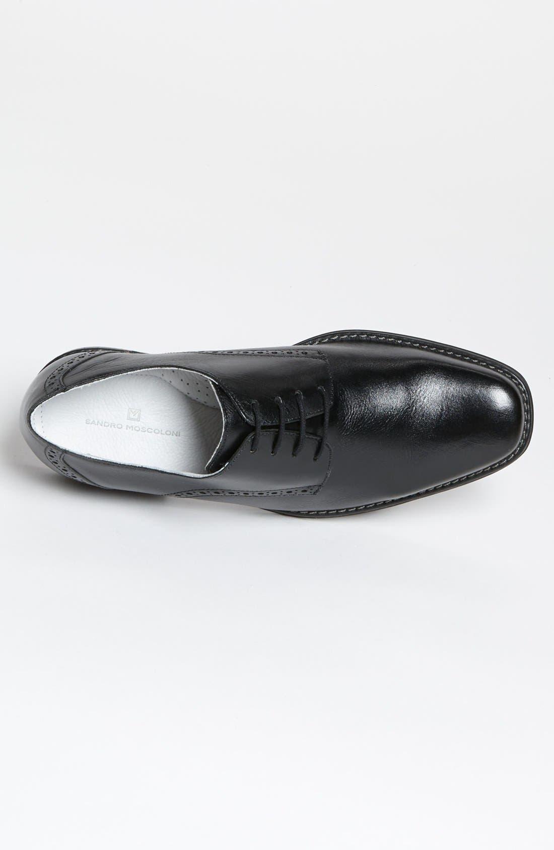 Alternate Image 3  - Sandro Moscoloni 'Yale' Plain Toe Derby