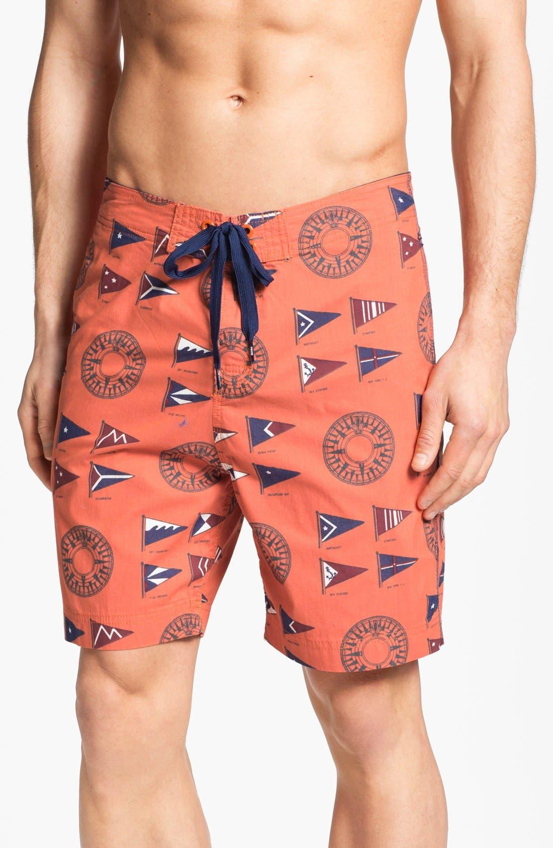 Main Image - Reyn Spooner 'Yachtsman' Swim Shorts