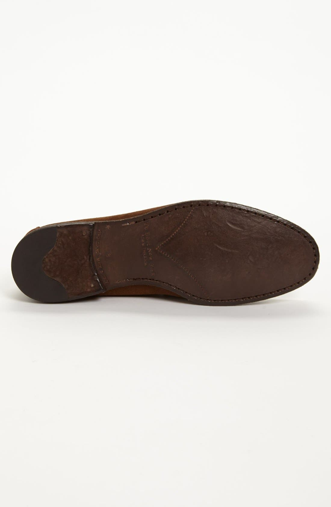 Alternate Image 4  - To Boot New York 'Wilson' Suede Penny Loafer