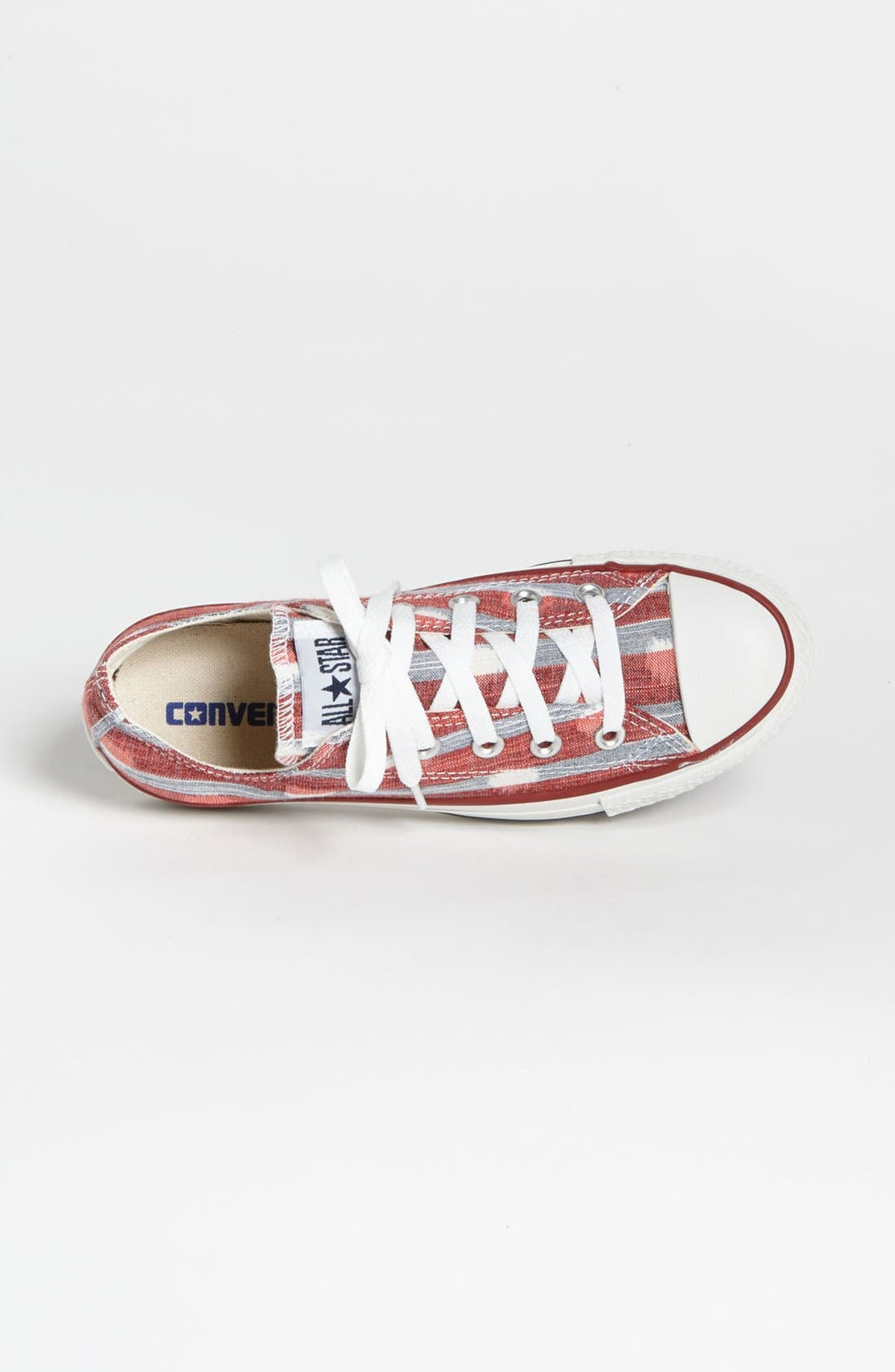 Alternate Image 3  - Converse Chuck Taylor® All Star® 'Stripes' Sneaker (Women)