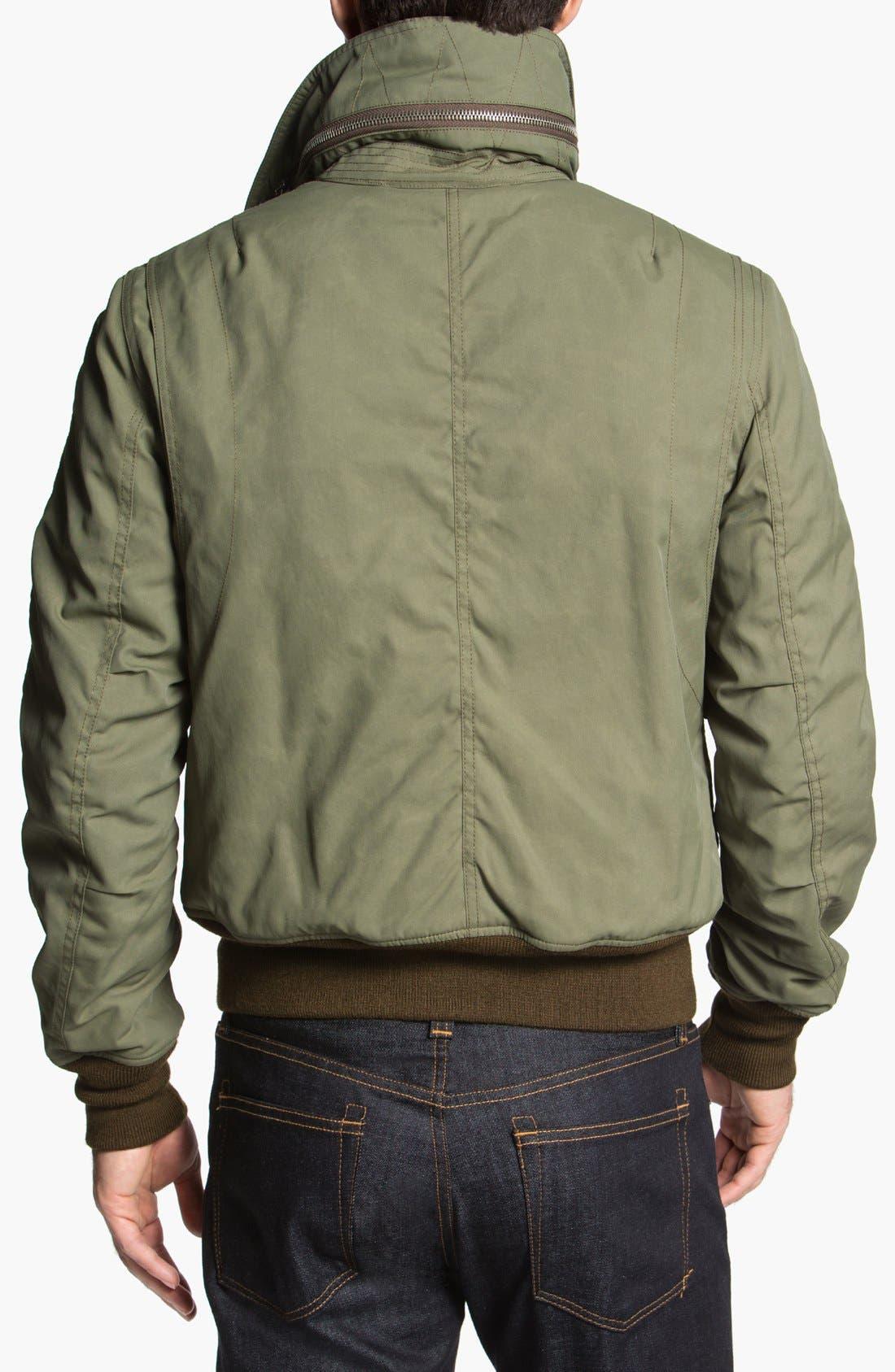 Alternate Image 2  - Burberry Brit 'Lucian' Field Jacket
