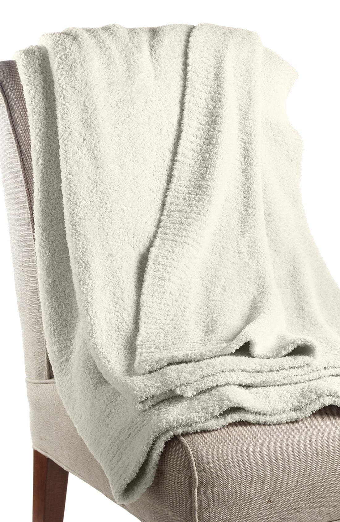 Alternate Image 3  - Barefoot Dreams® Cozy Chic Throw