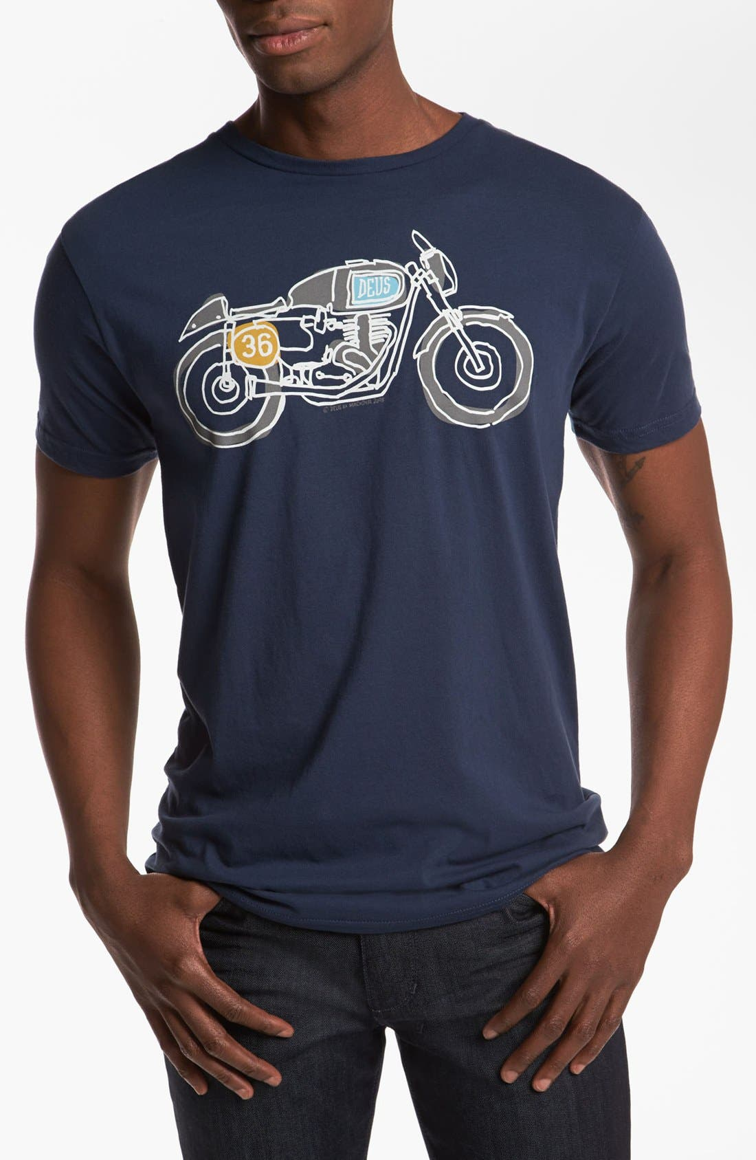 Alternate Image 1 Selected - Deus Ex Machina 'G50' T-Shirt