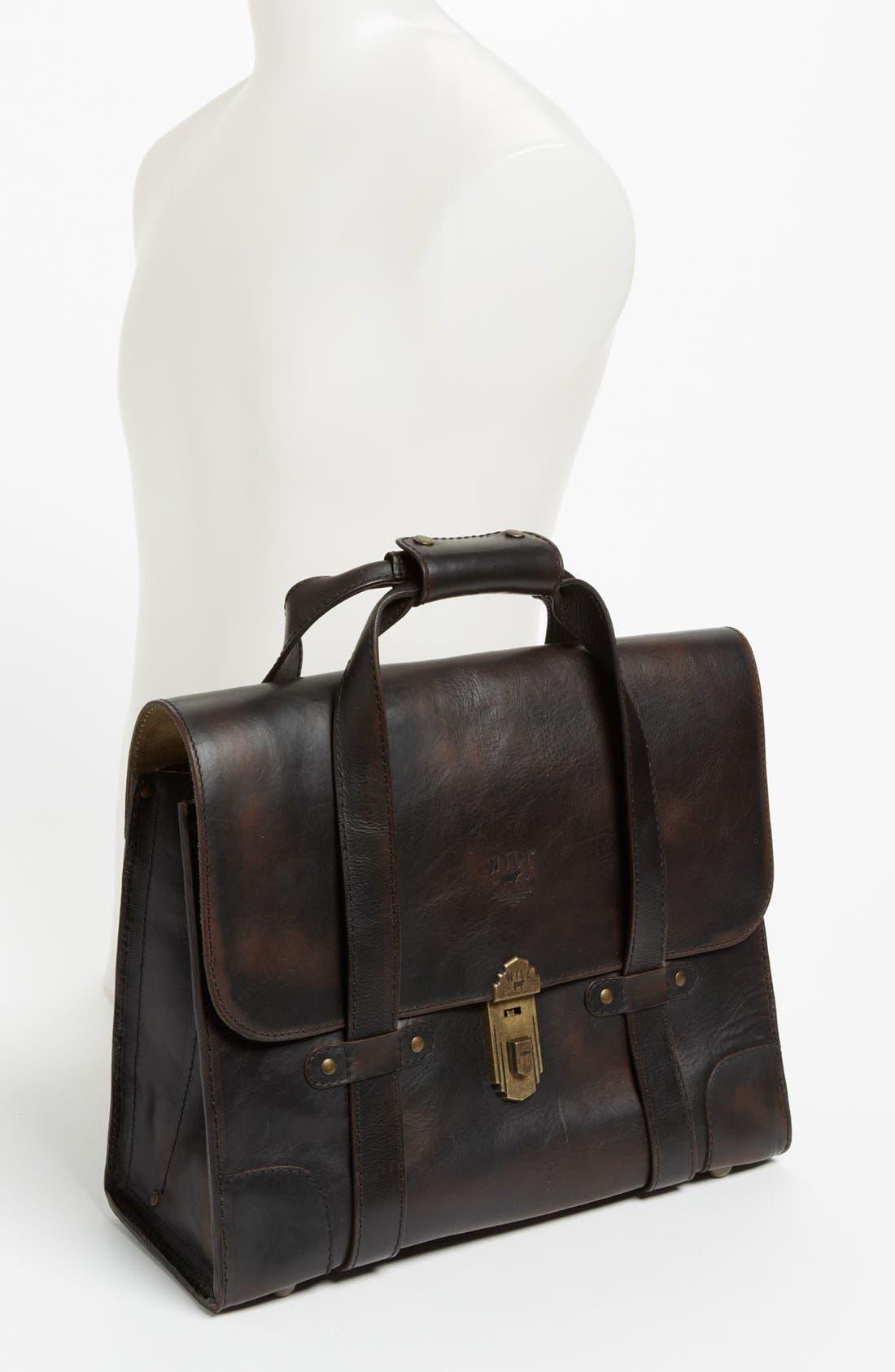 Alternate Image 4  - Will Leather Goods 'Everett' Satchel