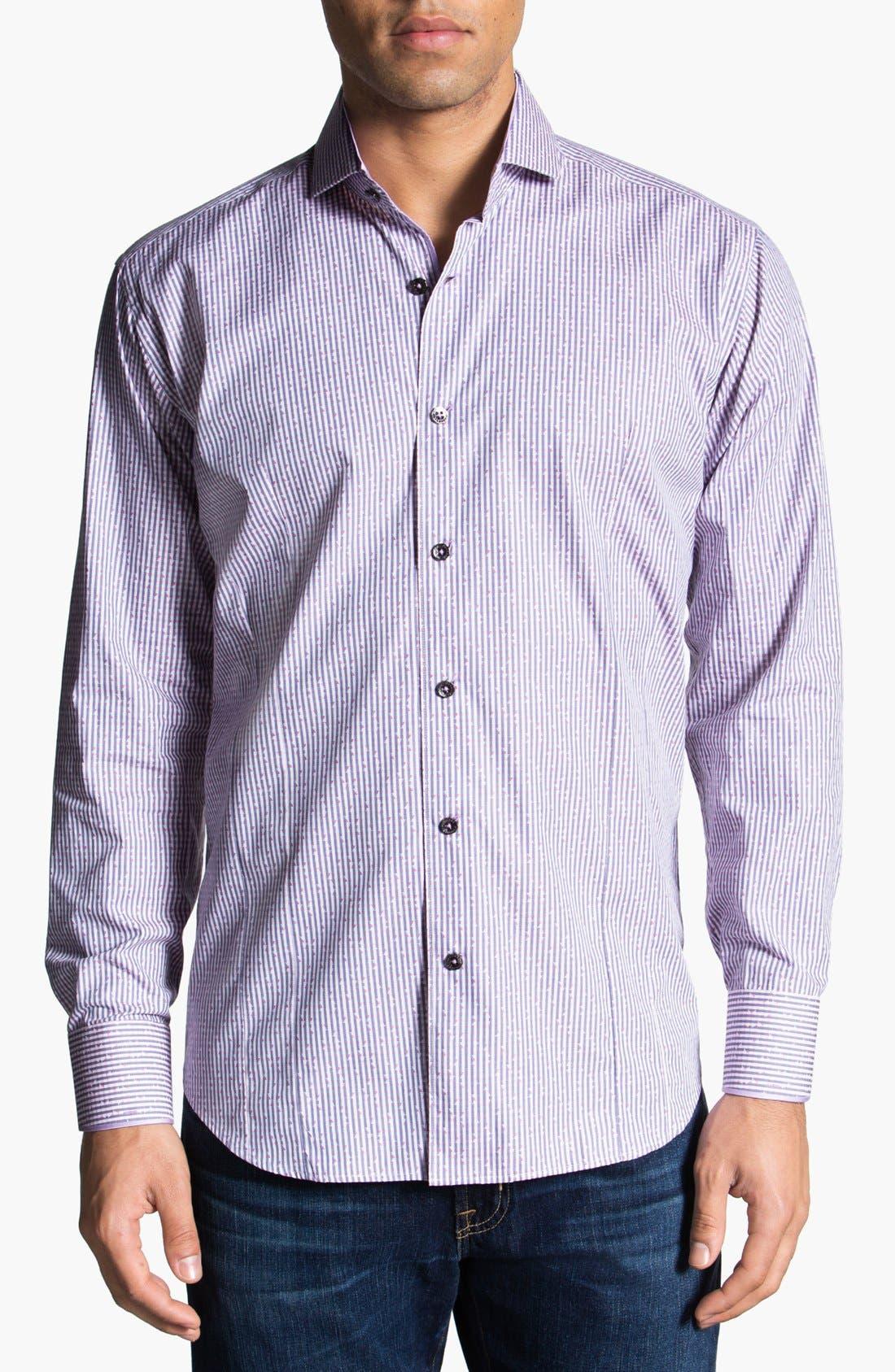 Alternate Image 1 Selected - Bogosse 'Giorgio' Sport Shirt