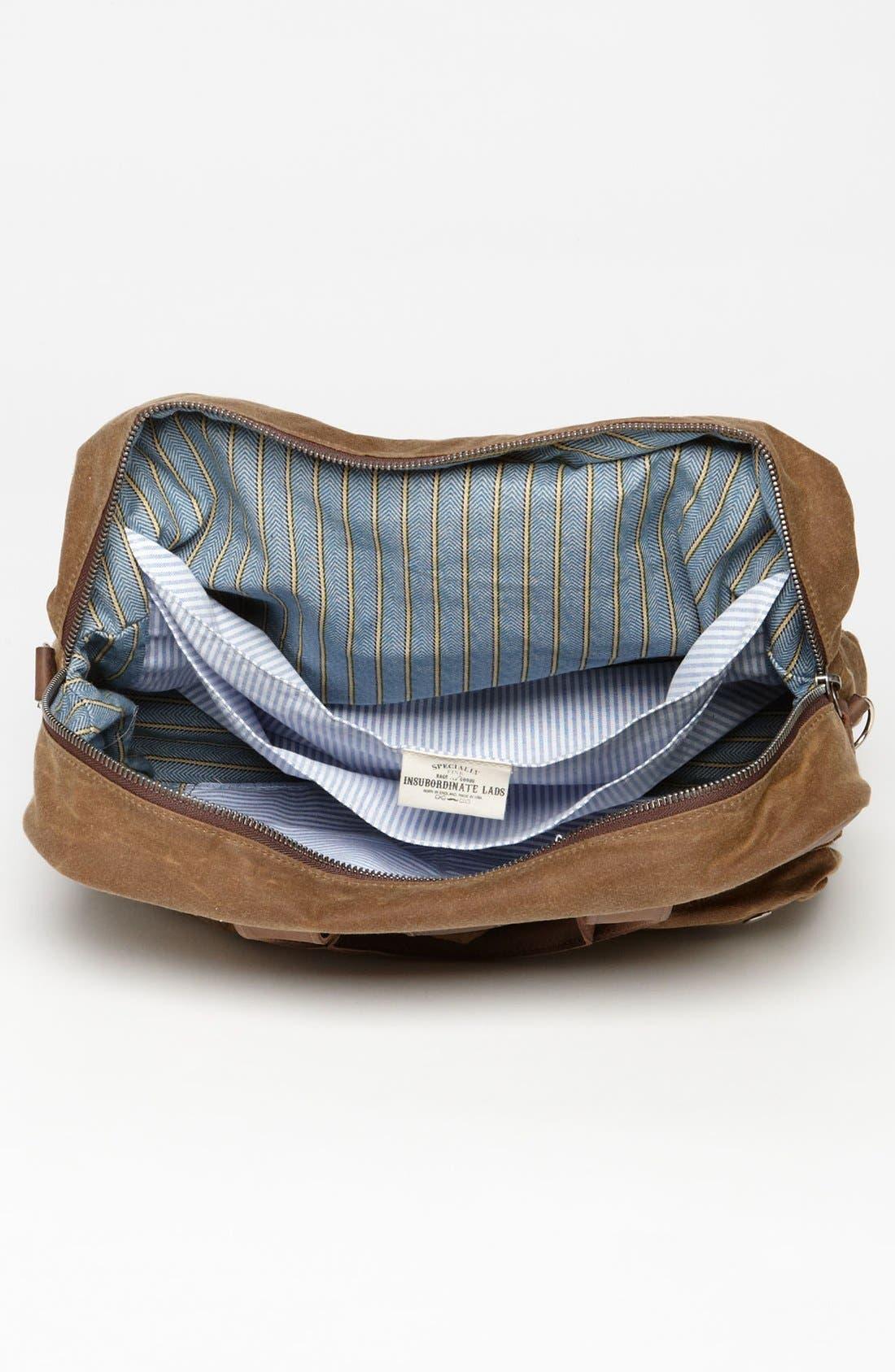 Alternate Image 3  - Insubordinate Lads 'Spencer' Laptop Briefcase