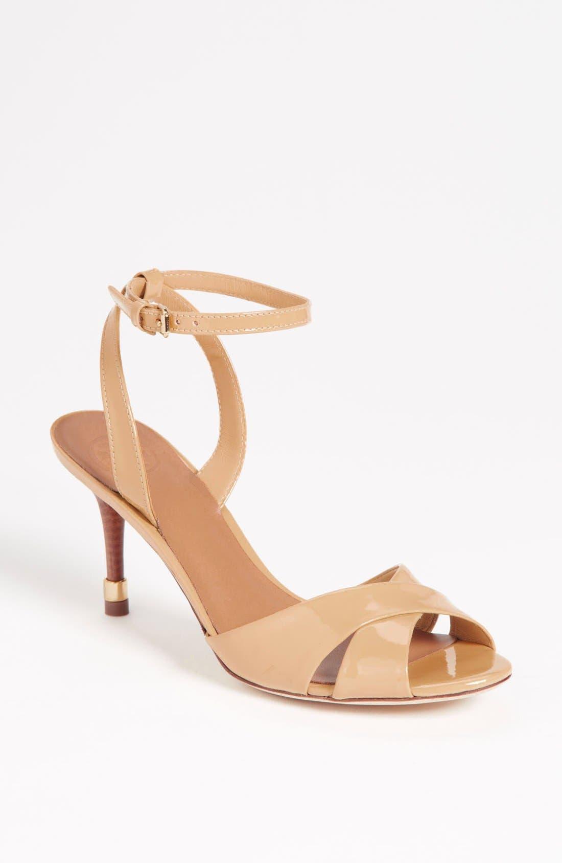 Alternate Image 1 Selected - Tory Burch 'Tania' Sandal