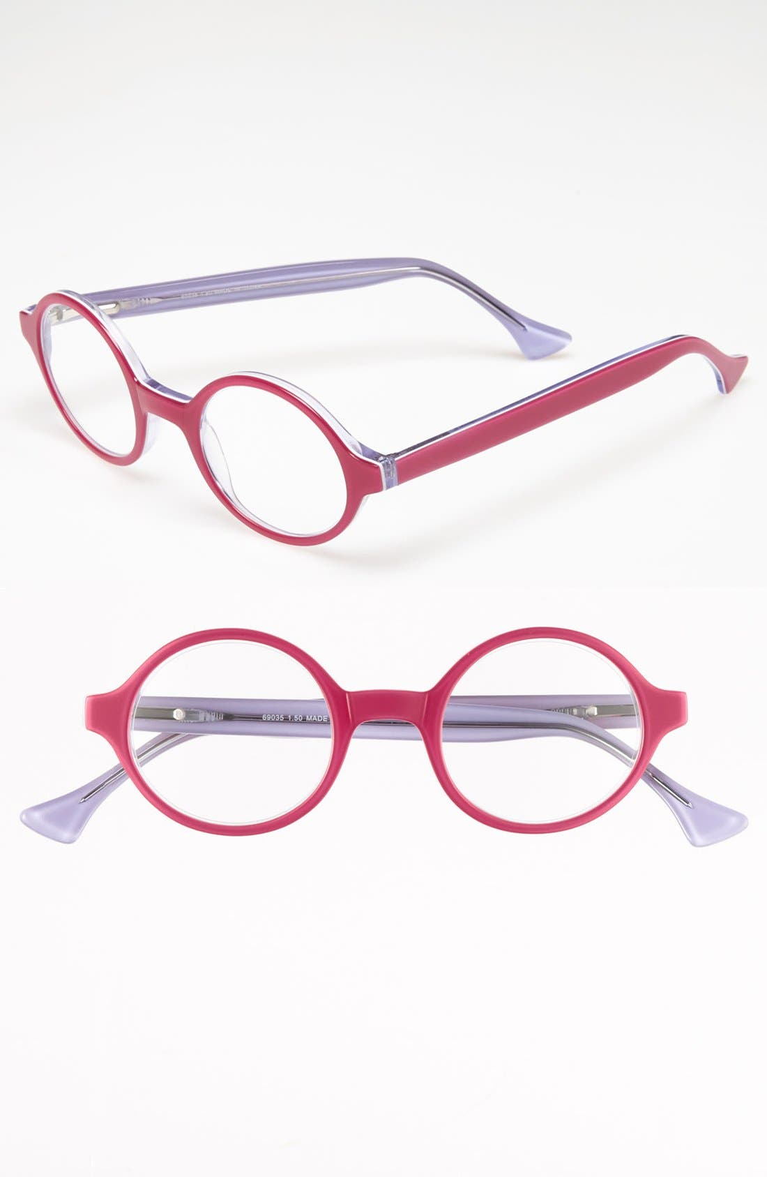 Alternate Image 1 Selected - A.J. Morgan 'Oracle' Reading Glasses (Online Only)