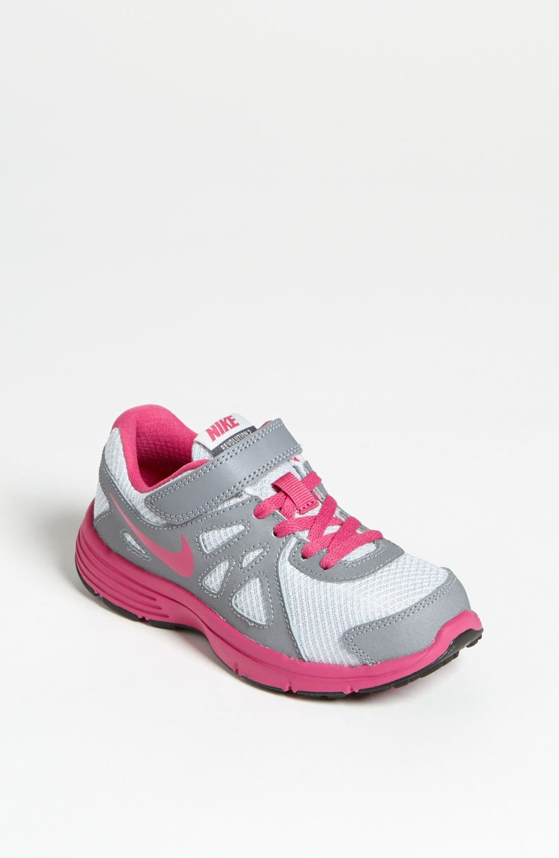 Main Image - Nike 'Revolution 2' Sneaker (Toddler ...