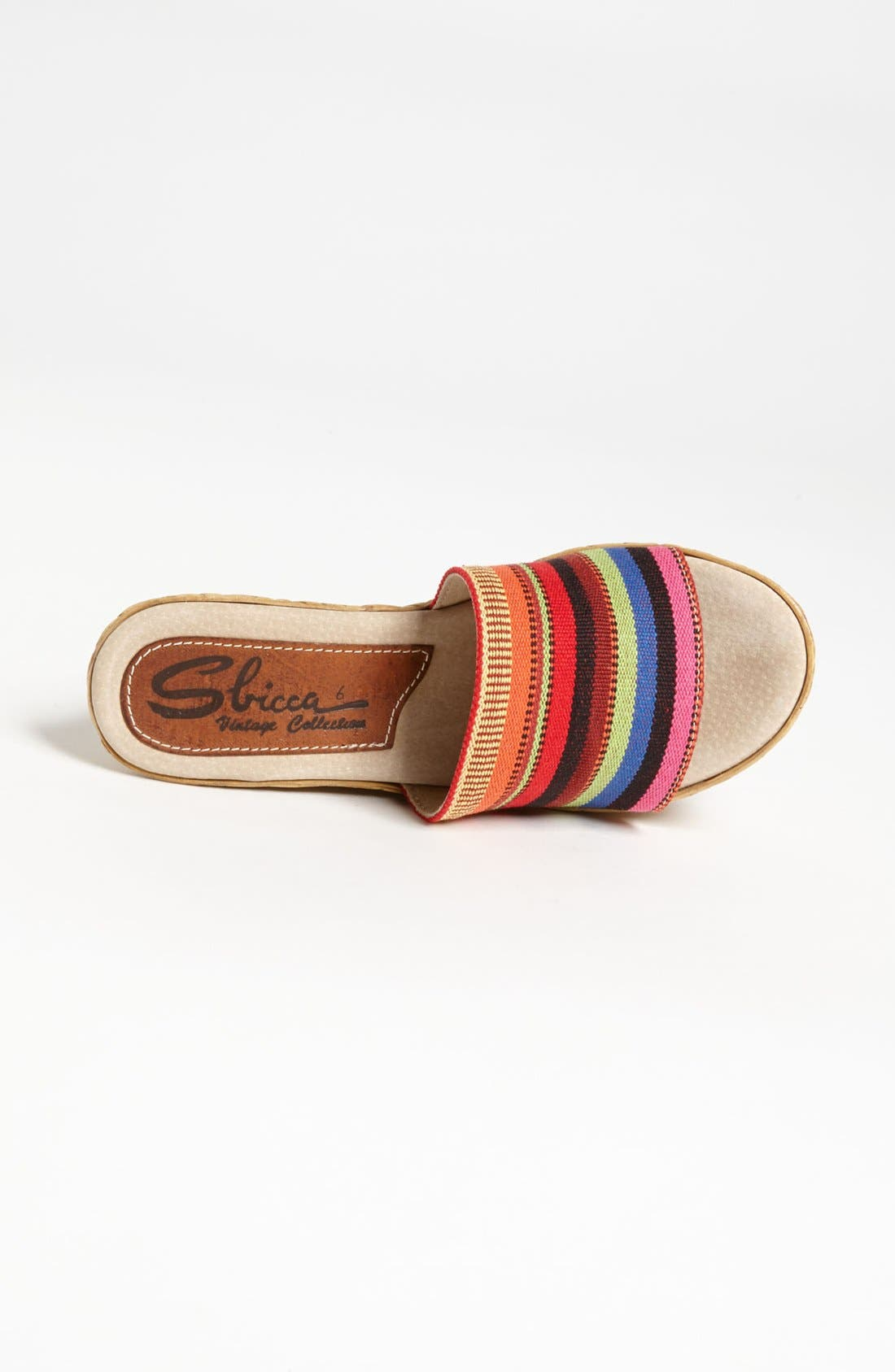 Alternate Image 3  - Sbicca 'Onelove' Wedge Sandal